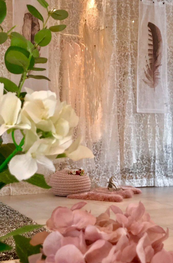 Organza Hochzeitshaus